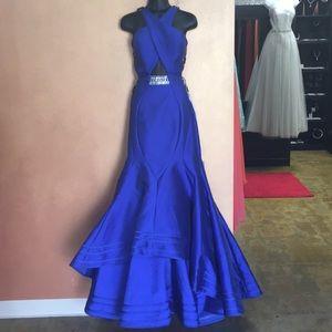 54908632287 Rachel Allan Prom Dress